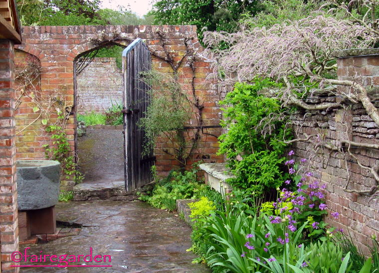 An English Country Garden Stockton Bury